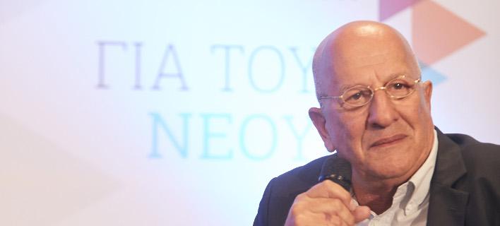 Ο γνωστός δημοσιογράφος και υποψήφιος βουλευτής με την ΝΔ Αντώνης Πανούτσος- φωτογραφία intimenews