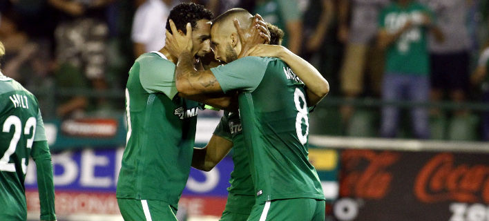 Europa League: Βήμα πρόκρισης για τον ΠΑΟ, 1-0 την Γκαμπάλα [βίντεο]