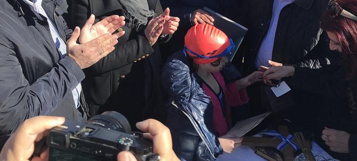 Αποτέλεσμα εικόνας για 9χρονη Σταυρό