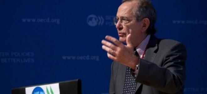 ΟΟΣΑ: Tώρα έχει την ευκαιρία να αντιμετωπίσει την κρίση η ΕΕ, που ηρέμησαν οι α