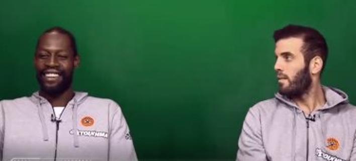 ΚΑΕ Παναθηναϊκός: Κόντρα παικτών για τη... γέμιση της γαλοπούλας [βίντεο]