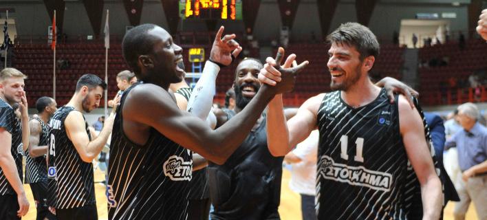 Stoiximan.gr Basket League, ΠΑΟΚ (Φωτογραφία: ΑΝΔΡΕΑΣ ΑΛΕΞΟΠΟΥΛΟΣ / EUROKINISSI)