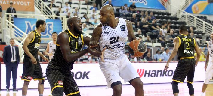 Stoiximan.gr Basket League: Ο ΠΑΟΚ έκανε το 1-0 κόντρα στην ΑΕΚ