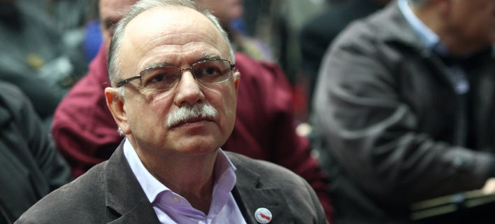 Παπαδημούλης: Κόμμα του 40% ή του 4%; Τσίπρας ή Λαφαζάνης;