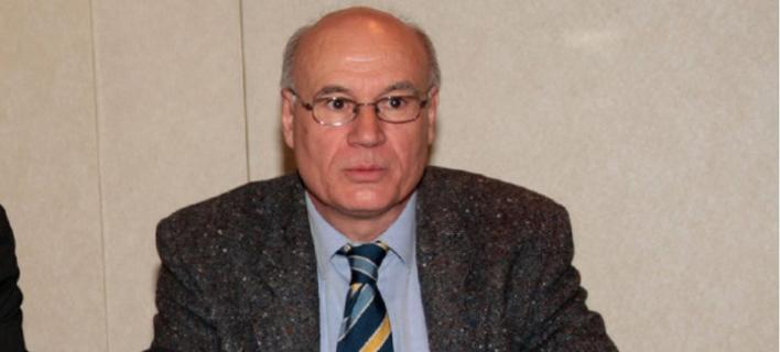 Ο Γεράσιμος Παπαδόπουλος, διευθυντής του γεωδυναμικού ινστιτούτου