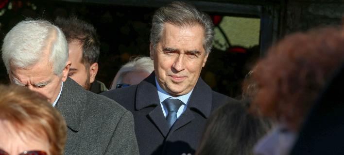 Βασίλης Παπαγεωργόπουλος (Φωτογραφία: ΜΟΤΙΟΝΤΕΑΜ/ΤΡΥΨΑΝΗ ΦΑΝΗ)