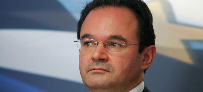 Γιώργος Παπακωνσταντίνου, υπουργός Περιβάλλοντος Ενέργειας και Κλιματικής Αλλαγή