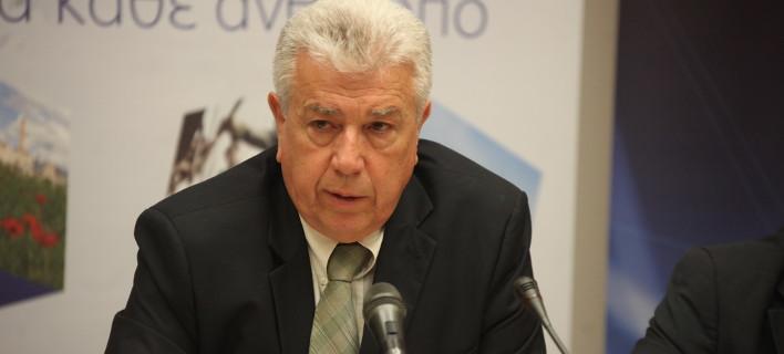 ο πρόεδρος της ΔΕΗ, Μανώλης Παναγιωτάκης/Φωτογραφία: Eurokinissi