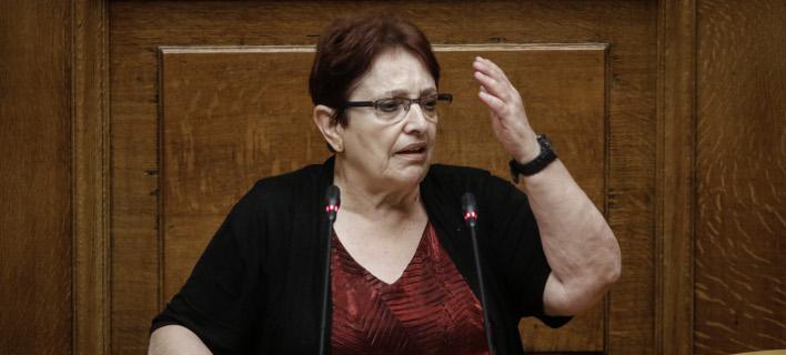 Παπαρήγα: Γελοίος ο Τσίπρας όταν μιλάει σαν ξεσκονισμένος μαρξιστής και λενινιστής