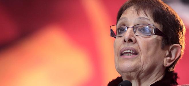 Παπαρήγα: Ούτε εγώ, ούτε το ΚΚΕ πληρώσαμε το χαράτσι μέσω της ΔΕΗ