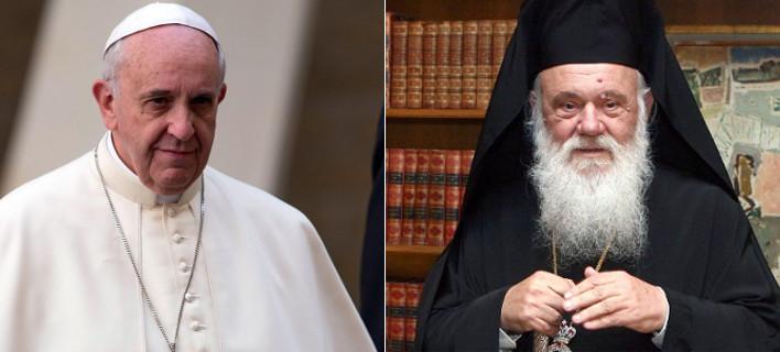 Πυρετώδεις προετοιμασίες στη Λέσβο για την υποδοχή του Πάπα -Μαζί του 25 αξιωματούχοι και 53 δημοσιογράφοι