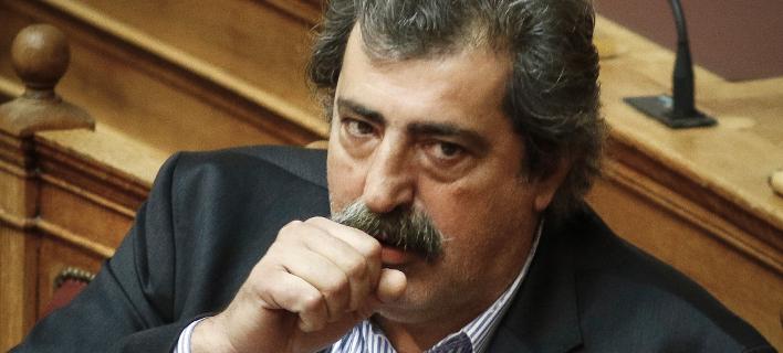 Φωτογραφία: Eurokinissi/ Δίχως τέλος η κόντρα Αμβρόσιου- Πολάκη: «Ανθρωπε του υποκόσμου»-«Είσαι φασισταριό»