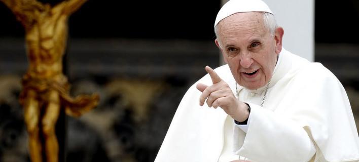 Στις 16 Απριλίου στη Λέσβο ο Πάπας Φραγκίσκος -Τετράωρη η επίσκεψη