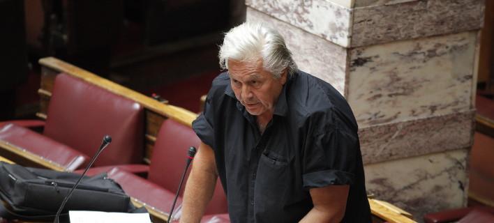 Ο Θ. Παπαχριστόπουλος βουλευτής των ΑΝΕΛ -Φωτογραφία: Eurokinissi-ΚΟΝΤΑΡΙΝΗΣ ΓΙΩΡΓΟΣ