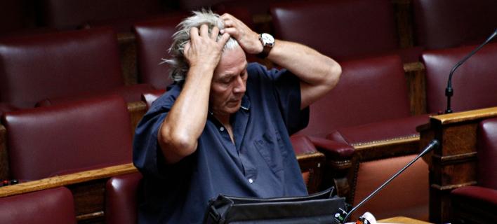 Πάλι δεν παραιτήθηκε ο Θανάσης Παπαχριστόπουλος / Φωτογραφία: Alexandros Michailidis / SOOC