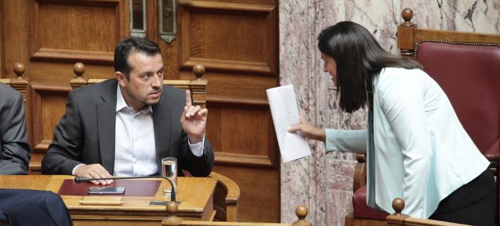 Φωτογραφία: Eurokinissi/Γιάννης Παναγόπουλος