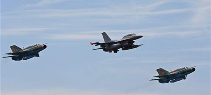 Νέες παραβιάσεις στο Αιγαίο από τούρκικα μαχητικά