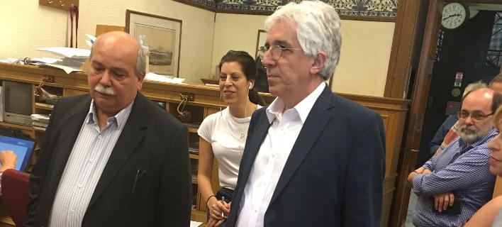 Παρασκευόπουλος: Από το Νοέμβριο του 2015 γνώριζα το θέμα με τον αντιπρόεδρο του ΣτΕ