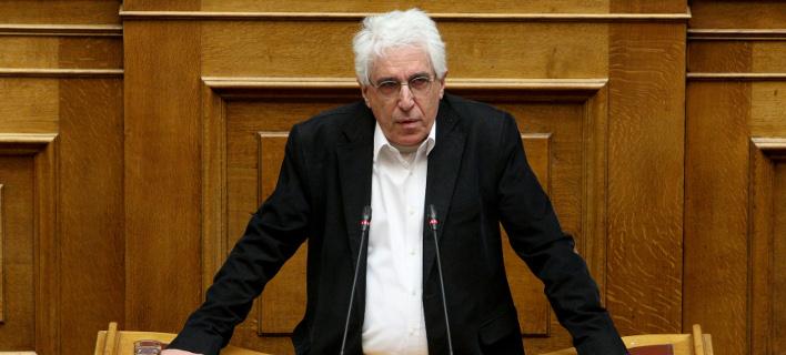 O πρόεδρος της Επιτροπής Αναθεώρησης, Νίκος Παρασκευόπουλος (Φωτο INTIMENEWS)