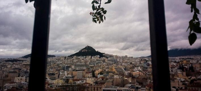 Αλλάζει ο καιρός -Συννεφιά και βροχές (Φωτογραφία: ΑΝΤΩΝΗΣ ΝΙΚΟΛΟΠΟΥΛΟΣ/EUROKINISSI)