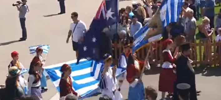 Παρέλαση για την 25η Μαρτίου στη Μελβούρνη
