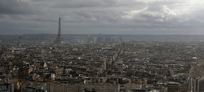 To Παρίσι φιγουράρει στην κορυφή της λίστας των 100 πιο υγιεινών πόλεων του κόσμου (Φωτογραφία: ΑΡ/Thibault Camus)