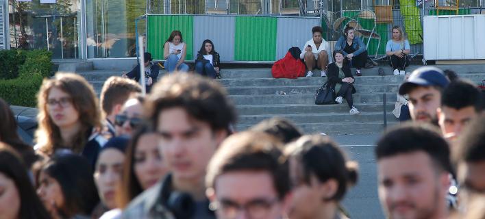 Τα γαλλικά πανεπιστήμια θέλουν κι άλλους ξένους φοιτητές (Φωτογραφία: AP Photo/Michel Euler)