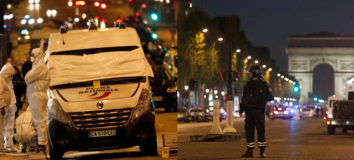 Τζιχαντιστές χτύπησαν το Παρίσι: Δυο νεκροί, δύο τραυματίες