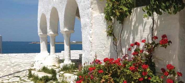 φωτογραφίες: paros.gr