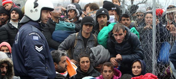 ΠΑΣΟΚ: Η μεταφορά του προβλήματος από την Ειδομένη στην Αθήνα δεν αποτελεί βιώσιμη λύση