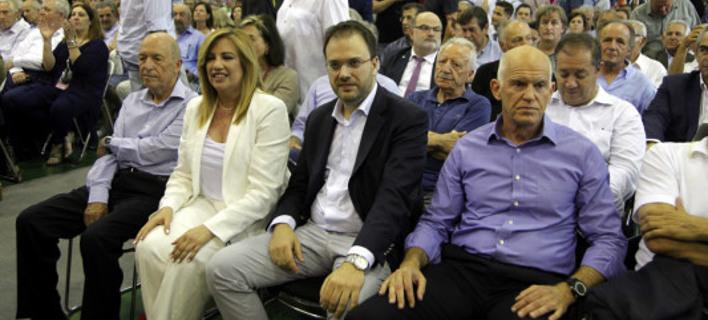 Κεντροαριστερά: Το Συνέδριο έγινε, τα δύσκολα αρχίζουν -Νέα ηγεσία και νέο κόμμα από Οκτώβριο [εικόνες]