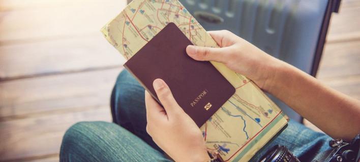 Διαβατήριο/Φωτογραφία shutterstock