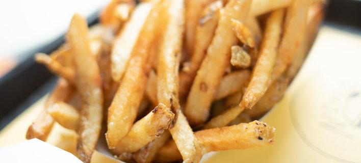 Πατάτες τηγανιτές (Φωτογραφία: Unsplash)