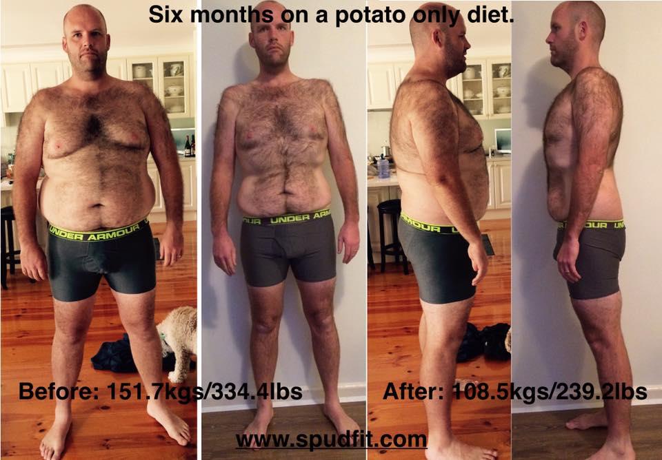 Как похудеть работающему мужчине