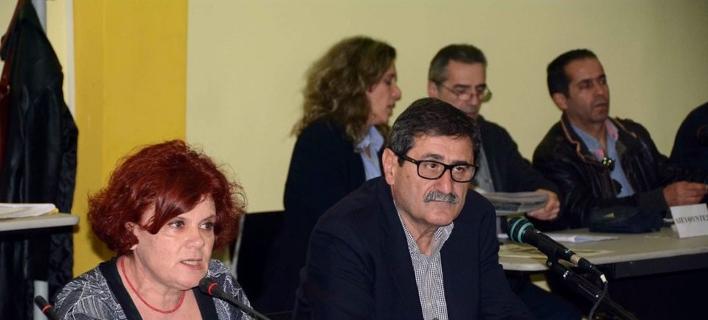 Ο δήμαρχος Πάτρας Κώστας Πελετίδης ανακάλεσε τις ύβρεις κατά δημοτικού συμβούλου