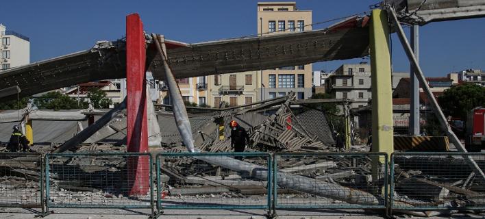 Προαναγγελθείσα τραγωδία: Ο δήμος Πατρέων είχε ζητήσει να κατεδαφιστεί το κτίριο που κατέρρευσε [εικόνες & βίντεο]