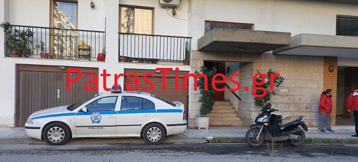 Συναγερμός στην Πάτρα /Φωτογραφία: Patrastimes.gr