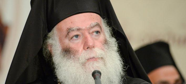 Πατριάρχης Αλεξανδρείας Θεόδωρος: Χαίρομαι γιατί σήμερα ψηφίζω σαν Αιγύπτιος για την πρόοδο της χώρας