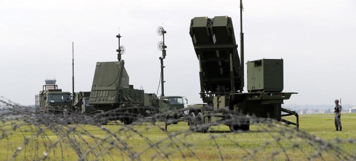 Οι ΗΠΑ συζητούν με την Τουρκία την πώληση συστήματος Patriot (Φωτογραφία: AP/ Eugene Hoshiko)
