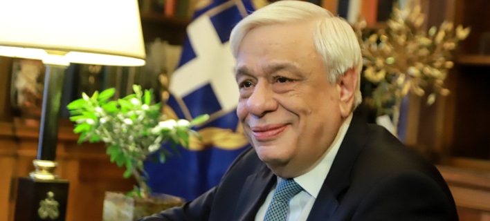 Προκόπης Παυλόπουλος/Φωτογραφία: Eurokinissi