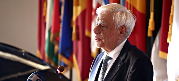 Ο Πρόεδρος της Δημοκρατίας, Προκόπης Παυλόπουλος/ Φωτογραφία: Menelaos Myrillas / SOOC