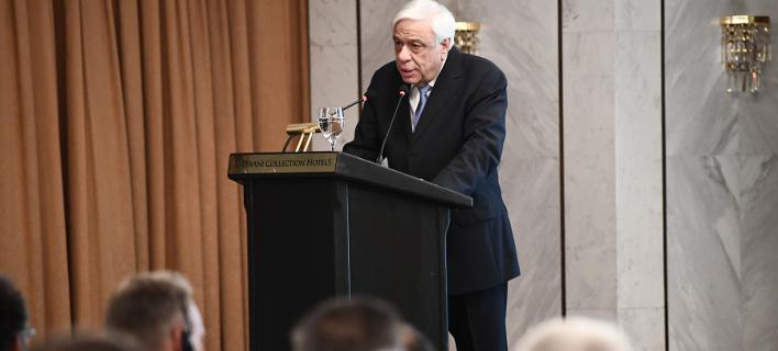 Ο Πρόεδρος της Δημοκρατίας, Προκόπης Παυλόπουλος (Φωτογραφία: IntimeNews/ΒΑΡΑΚΛΑΣ ΜΙΧΑΛΗΣ)