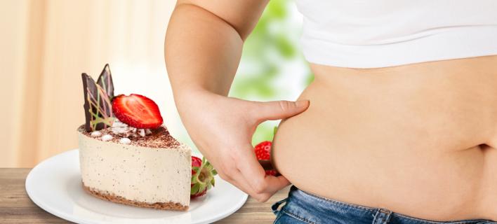 Παχυσαρκία/Φωτογραφία: Shutterstock