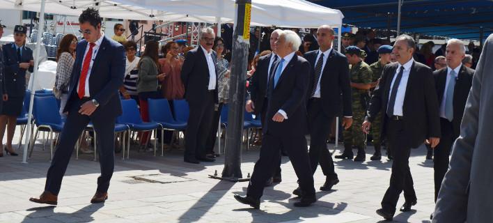 Ο Πρόεδρος της Δημοκρατίας, Προκόπης Παυλόπουλος/ Φωτογραφία: Eurokinissi