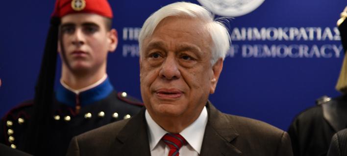 Παυλόπουλος: Απερίφραστη καταδίκη της εγκληματικής και προκλητικώς αντιδημοκρατικής ενέργειας