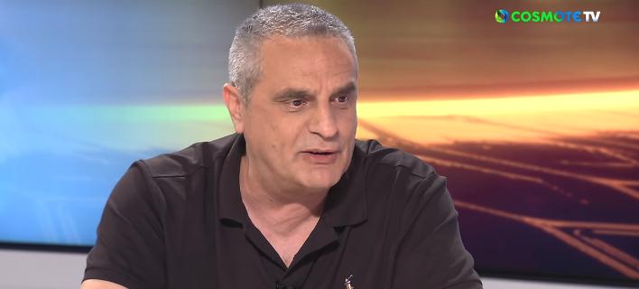 Πεδουλάκης, Φώτσης & Χαραλαμπόπουλος στην Cosmote TV [βίντεο]
