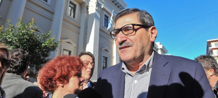 Ο Κώστας Πελετίδης, δήμαρχος Πάτρας/ Φωτογραφία intime news