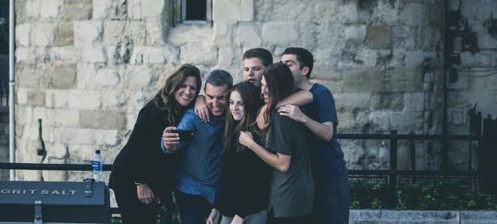 πολύτεκνη οικογένεια/Φωτογραφία: pexels