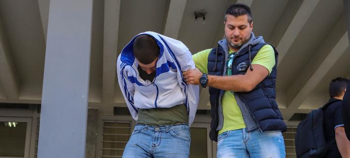 Προφυλακιστέος κρίθηκε ο 24χρονος/ Φωτογραφία: EUROKINISSI