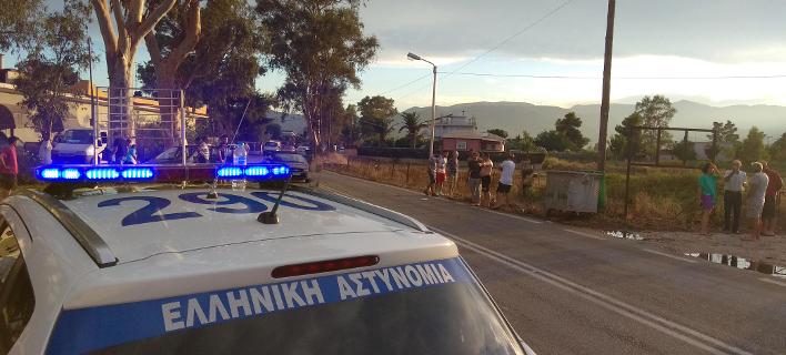 Απόδραση από το ΑΤ Ελληνικού /Φωτογραφία Αρχείου: Intime News
